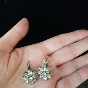 Mirabelle lever back earrings